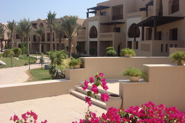 Отель Miramar Al Aqah Beach Resort