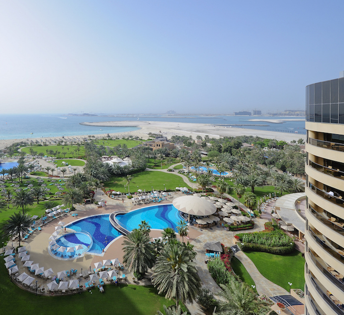 Отель Le Royal Meridien Beach Resort & Spa